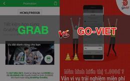 """Những """"gót chân asin"""" của 2 đối thủ Grab, Go-Viet và câu hỏi: Khi nào thị trường sẽ phân ngôi?"""