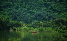 Ngỡ ngàng cảnh đẹp ở Thung Nham Ninh Bình những ngày chớm thu