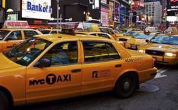 Tại sao taxi thường được sơn màu vàng?