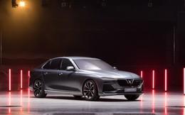 VinFast vừa công bố tên gọi 2 mẫu xe đầu tiên là LUX A2.0 và LUX SA2.0