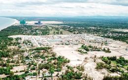 """Bình Thuận: Ra """"tối hậu thư"""" với Dự án Khu phức hợp lấn biển 90 triệu USD chậm đầu tư"""