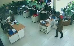 NÓNG: Đã bắt được 2 nghi phạm cướp ngân hàng ở Khánh Hòa