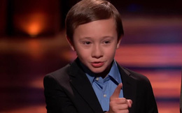 Cậu bé 10 tuổi bán nước chanh thi Shark Tank nhưng không ai đầu tư, cậu chấp nhận vay 50.000 USD của 1 shark để tiếp tục phát triển kinh doanh