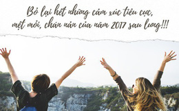"""18 điều """"nhỏ nhưng có võ"""" cần thay đổi ngay để có một năm 2018 đầy năng lượng!"""