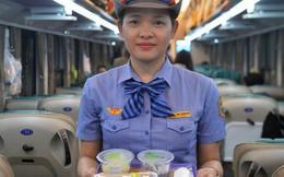 Thử nghiệm đoàn tàu thế hệ mới cùng suất ăn hàng không trên tuyến đường sắt Bắc Nam