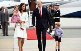 Vi vu khắp thế giới một cách sang chảnh như gia đình hoàng gia Anh