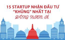 Đây là 15 startup gọi vốn khủng nhất tại Đông Nam Á, 5 trong số này đang có mặt tại Việt Nam