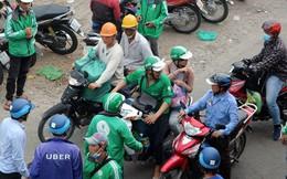 Grab nói gì về vụ tài xế Grabbike phản đối chiết khấu mới?