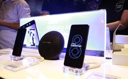 Vậy là chiếc smartphone cao cấp đầu tiên của Samsung trong năm 2018 đã chính thức mở bán