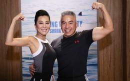 MC Kỳ Duyên gọi Shark Vương là 'hoàng tử, vừa đẹp trai, con nhà giàu lại học giỏi' và nhận đầu tư 11 tỷ đồng