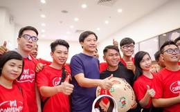 CEO Xiaomi Lei Jun thăm Việt Nam: Nức nở khen phở ngon, hứa sẽ mở thêm nhiều cửa hàng