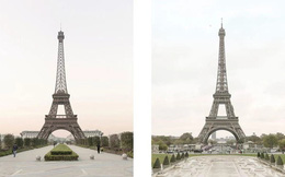 Paris 'fake' giống như thật ở Trung Quốc