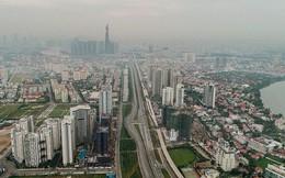 Những cung đường thường xuyên kẹt xe nghiêm trọng tại TP.HCM nhìn từ trên cao