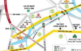 TP.HCM sắp xây cầu và đường mới 3.500 tỷ, hàng vạn người dân khu vực này sẽ vui mừng khôn xiết