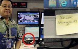 Mật khẩu của Cơ quan Quản lý Tình hình khẩn cấp Hawaii bị phát tán trên mạng thông qua tờ ghi chú dán trên máy tính nhân viên