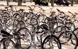 """Xuất hiện cả trăm chiếc xe đạp """"không nhãn hiệu"""" trong trụ sở mới của Apple? Phải chăng CEO Tim Cook đang chuyển hướng kinh doanh?"""