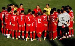 Chính thức: HLV Park Hang-seo chốt danh sách 23 cầu thủ dự AFF Cup 2018