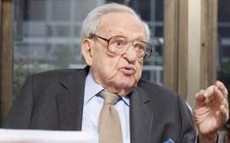 """[Quy tắc đầu tư vàng] 90 năm không biết mùi thua lỗ và câu chuyện """"khi sống đủ lâu, bạn sẽ thành huyền thoại"""""""