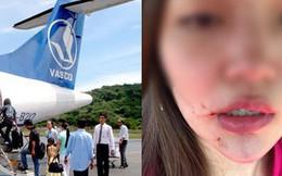 Hai nữ tiếp viên hàng không VASCO lao vào đánh nhau như phim ở sân bay Tân Sơn Nhất