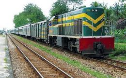 """Đầu tư """"khiêm tốn"""", doanh nghiệp đường sắt hoạt động cầm chừng"""