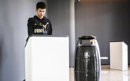 """Alibaba khai trương """"khách sạn tương lai"""" tại Hàng Châu, không cần lễ tân, robot đảm nhiệm rất nhiều việc thay cho con người"""