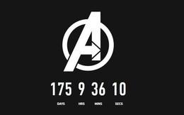 Marvel khởi động đồng hồ đếm ngược, khéo nhắc khán giả còn 175 ngày nữa là công chiếu Avengers 4