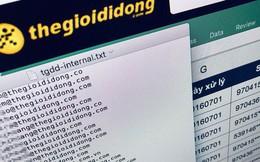 Chưa thấy dấu hiệu hacker tấn công vào Thế Giới Di Động