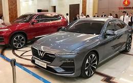 Sedan và SUV VinFast dự kiến ra mắt tại Việt Nam ngày 20/11