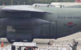 Hàn Quốc gửi tặng Triều Tiên hàng trăm tấn quýt qua đường hàng không