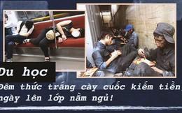 Từ bài phát biểu xót xa của thực tập sinh Nhật, nhìn lại cuộc sống một bộ phận du học sinh Việt: Đêm cặm cụi kiếm tiền, ngày lên lớp ngủ!