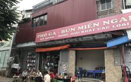 Những căn 'nhà quan tài', mặt tiền 1 mét ở phố mới Hà Nội