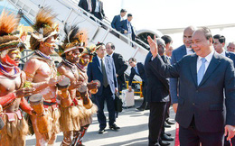 Những điểm nhấn trong hai ngày làm việc cường độ cao của Thủ tướng Nguyễn Xuân Phúc tại APEC 2018