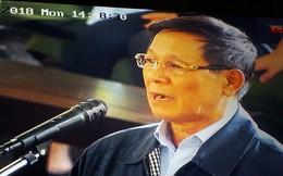 Cựu tướng công an Phan Văn Vĩnh khai mua Rolex 1,1 tỷ từ lãi buôn cây cảnh