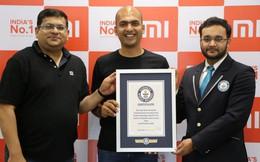 Xiaomi lập kỷ lục Guiness khi khai trương 500 cửa hàng Mi Store cùng lúc