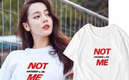 """Dolce & Gabbana bị tẩy chay tại Trung Quốc, các shop Taobao thi nhau bán hàng """"mỉa mai"""" NTK của hãng"""
