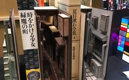 Lạc vào thế giới khác với loại chặn sách nghệ thuật đến từ Nhật Bản