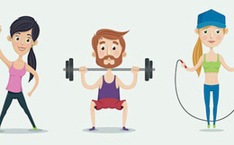 Hướng dẫn 2 cách tính chính xác cường độ và thời lượng tập thể dục bạn cần mỗi tuần