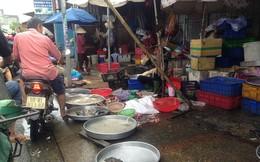 """Giá thực phẩm tại HCM """"nhảy vọt"""" sau bão số 9"""