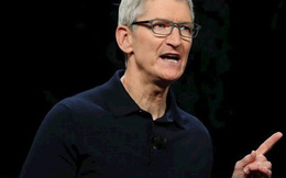Tại sao tài sản của Tim Cook lại ít hơn rất nhiều so với của CEO Facebookvà CEO Google?