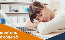 Dân văn phòng hay căng thẳng có nguy cơ đối mặt với hàng loạt vấn đề sức khỏe sau