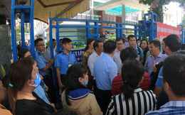 Hơn 100 người đến Sở Xây dựng TP HCM đòi nhà ở xã hội