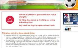"""Vé trận Việt Nam - Philippines tăng """"phi mã"""" trên chợ đen, giá cao nhất lên tới 5 triệu đồng một cặp"""