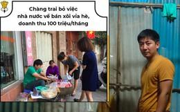 Cuộc sống của vợ chồng anh bán xôi ở Hà Nội đảo lộn vì bị hiểu lầm kiếm được 100 triệu/ tháng