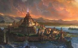 Một công ty tìm kiếm công nghệ cao tuyên bố đã phát hiện ra thành phố huyền thoại Atlantis