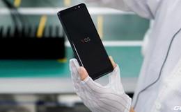 """Không kém cạnh BOS của Bphone, smartphone Vsmart cũng sẽ chạy hệ điều hành """"VOS"""" của riêng mình"""