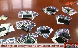 """Nhân viên bảo vệ VFF cùng nhóm """"phe vé"""" bị bắt giữ, thu hơn 100 vé trận đấu của Việt Nam"""