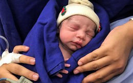 Lần đầu tiên, một đứa trẻ sinh ra bằng tử cung cấy ghép từ người đã chết
