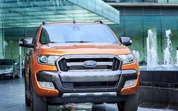 Ford Việt Nam triệu hồi hơn 17.000 xe Ford Ranger và Fiesta mắc lỗi