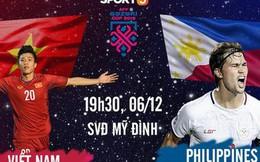 Bán kết AFF Cup 2018 Việt Nam đấu Philippines: Chờ ông Park Hang-seo phá dớp ở Mỹ Đình