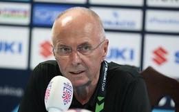 HLV Eriksson: Việt Nam là đội bóng mạnh nhất AFF Suzuki Cup 2018